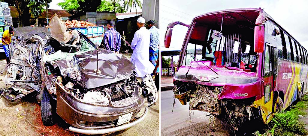 3 varsity students among 10 killed in road crash
