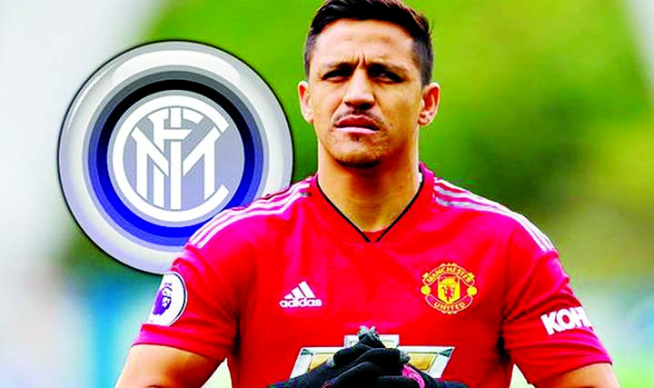 Inter looking at Sanchez loan from Manchester United