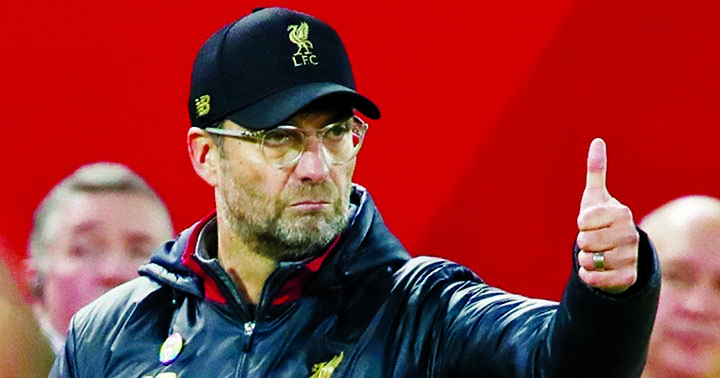 Klopp impressed as Liverpool hold firm to see off Saints
