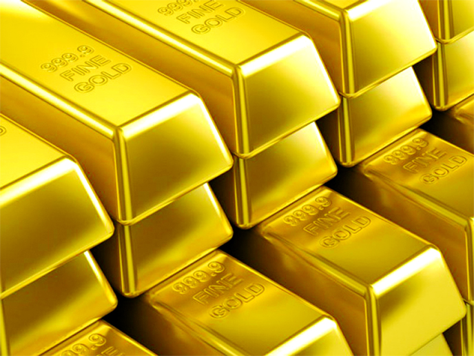 Gold prices increased for third time in August