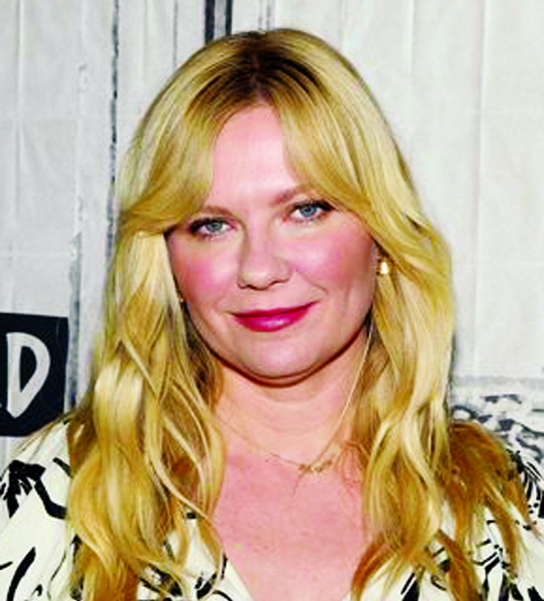 Kirsten Dunst: Not directing The Bell Jar adaptation anymore