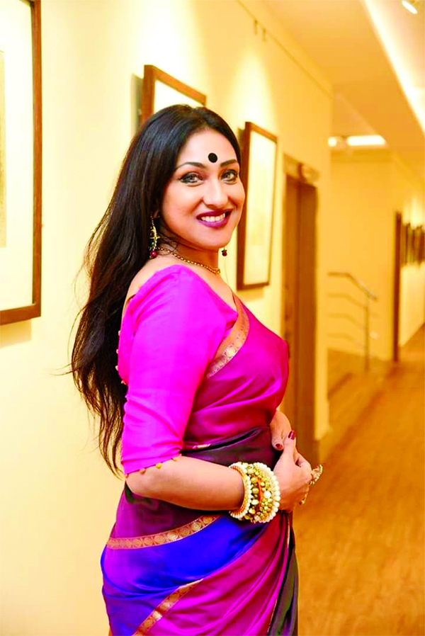 Rituparna's Melbourne experience