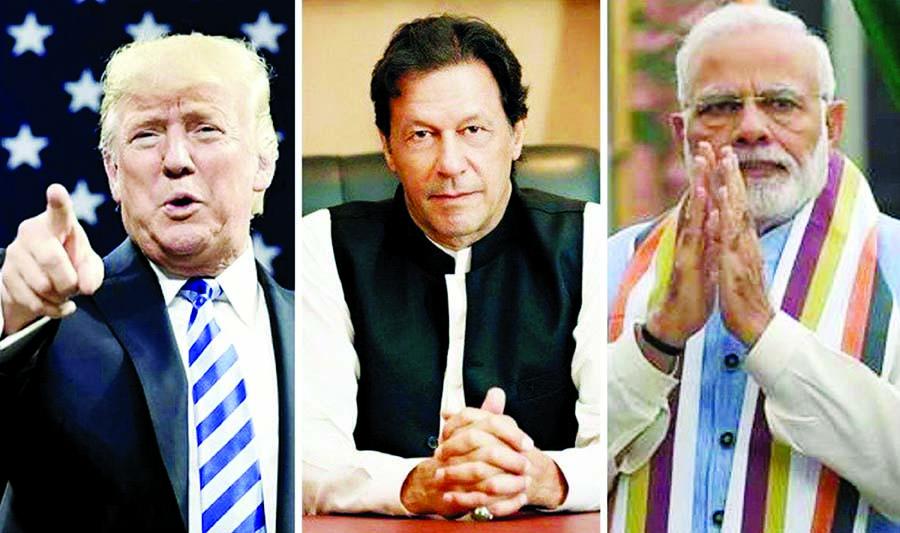 Reduce tension over Kashmir