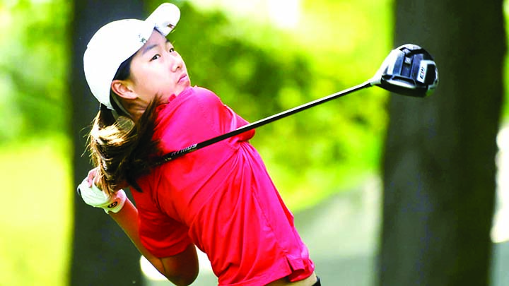 Liu, 12, set to become youngest Canadian Women's Open starter