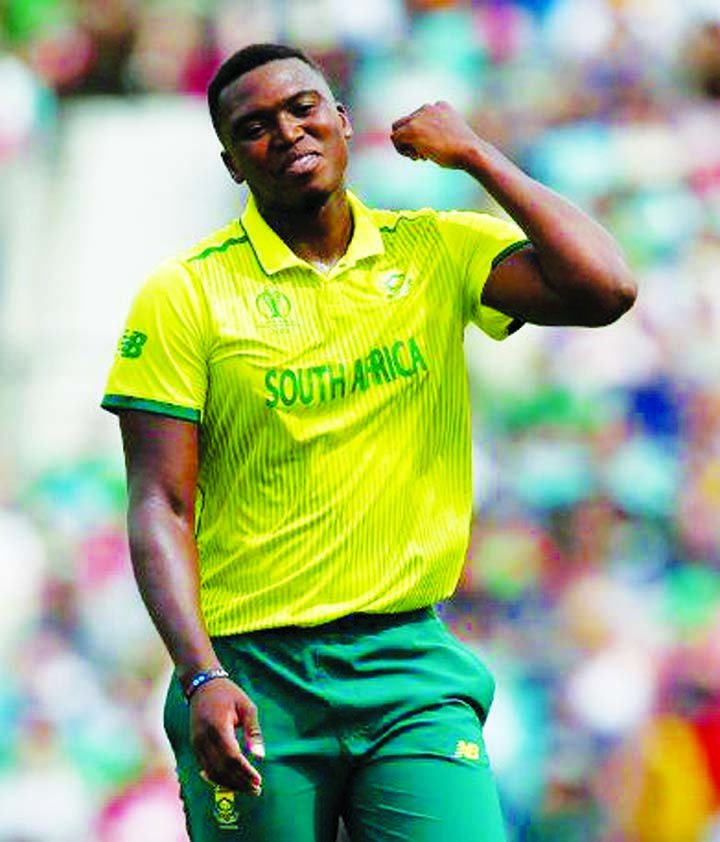 Lungi Ngidi, De Bruyn added to SA  A squad for India tour