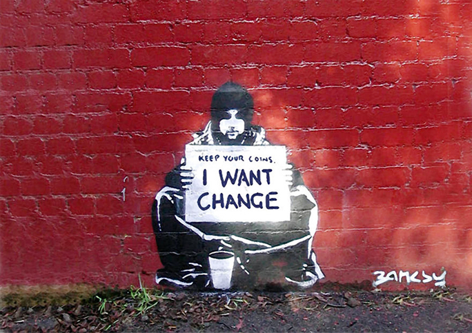 Really Want Change?
