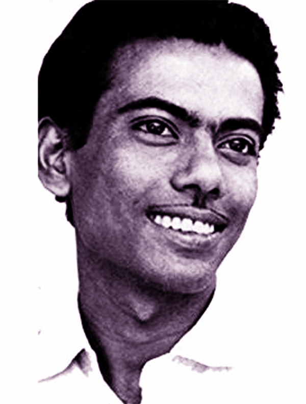 Writer and filmmaker Zahir Raihan