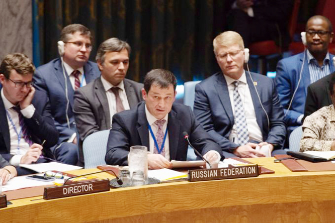 US and Russia blame each other for abandoning missile treaty at UN