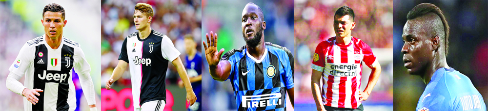 Five players to watch in Serie A