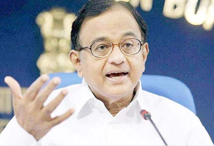 Chidambaram sent to CBI custody till Monday