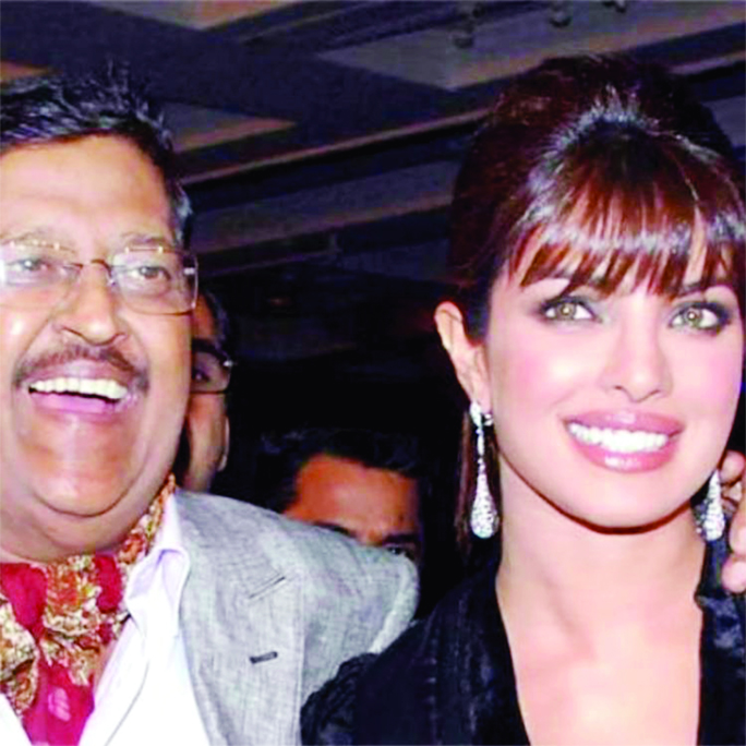 Priyanka  pens an emotional note on father's birth anniversary