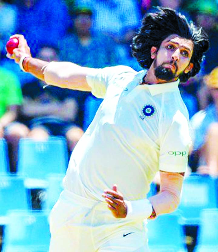 Ishant-led India dominate on day 2 with bat and ball