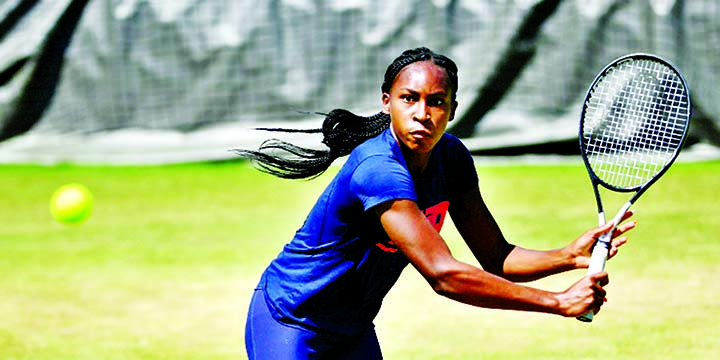 US teen Gauff seeks another deep Slam run at US Open
