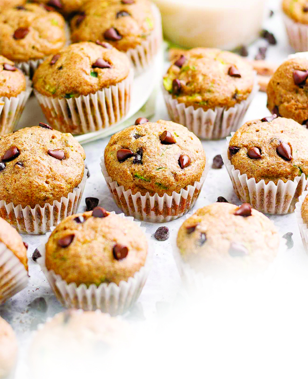 Spicy Millet Cupcakes:  A healthy, delicious  surprise for your palate