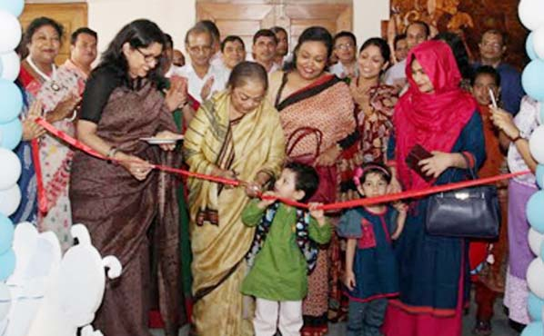 Day care centre opens at DU