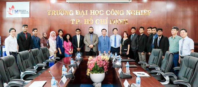 11 DIU get Full Scholarship in Vietnam