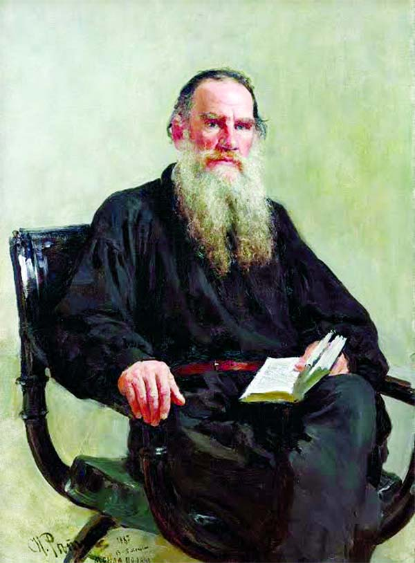 Most acclaimed novels of Tolstoy