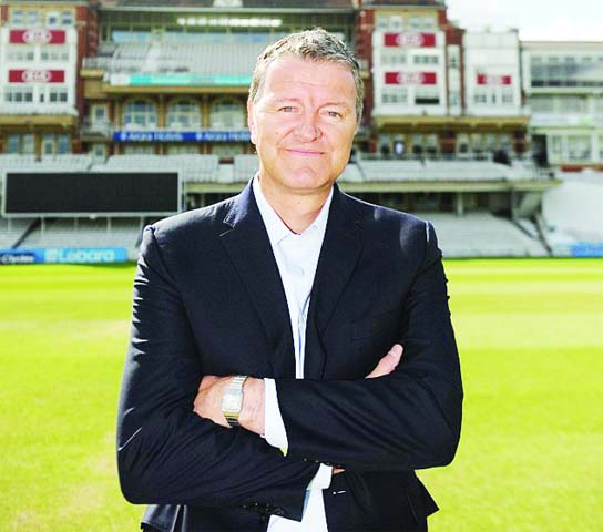 No slowing down of the Surrey juggernaut, says chairman