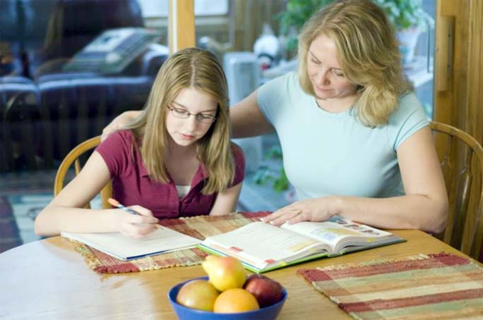 Homeschooling : Is child learning enough?