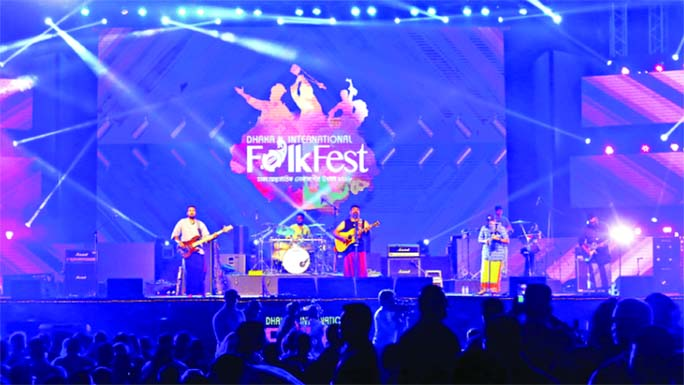 Folk Fest to be held at Army Stadium November