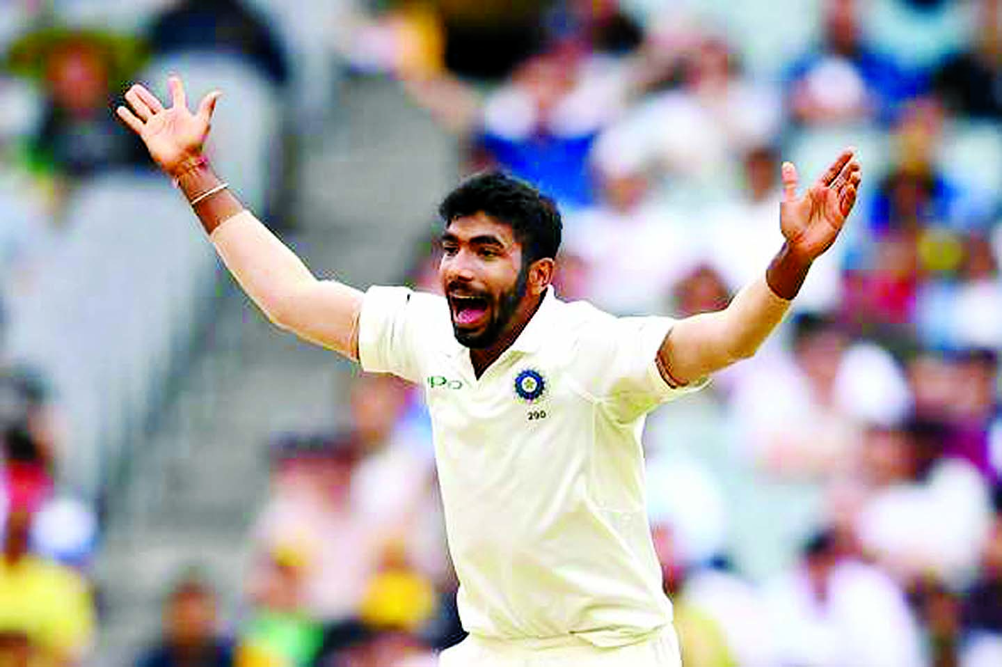 I always had the outswinger: Bumrah