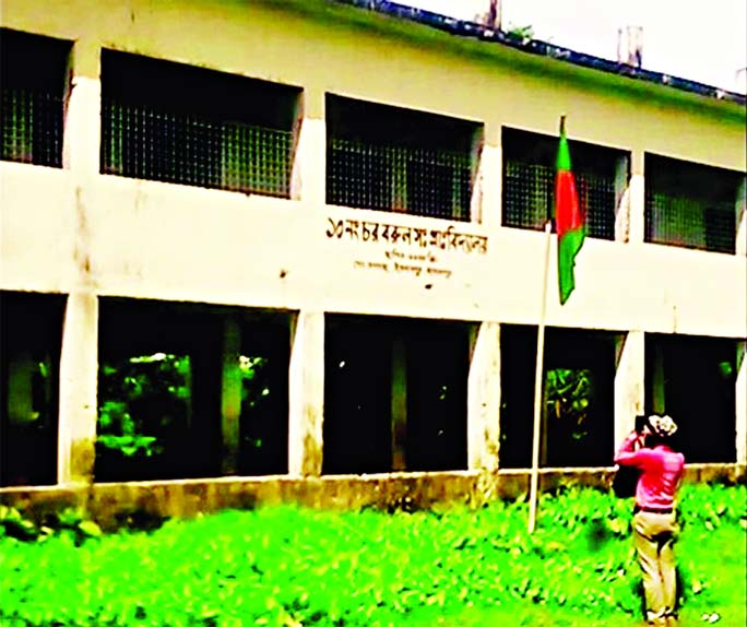 Academic activities of Jamalpur Govt Pry School near shut