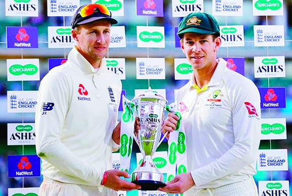 England beat Australia in 5th test, Ashes series ends 2-2