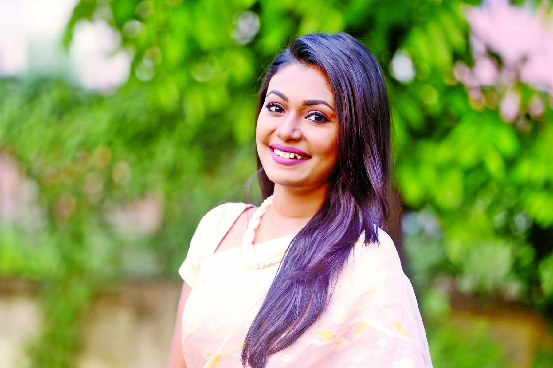 Nandita's three stage shows in a row