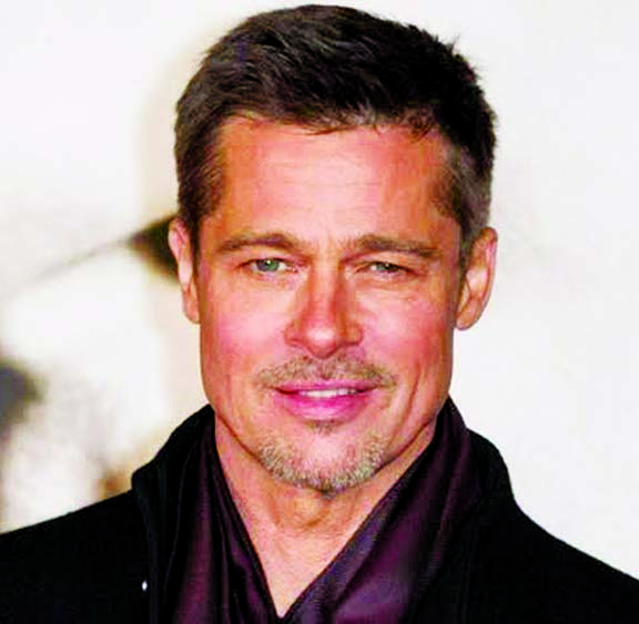 Brad Pitt compares himself to Christian Bale and Tom Hardy