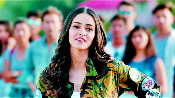 Ananya Panday opens up about her role in her second movie