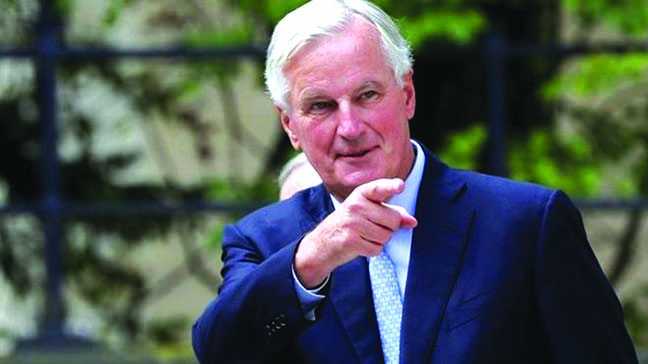 Do not underestimate no-deal Brexit, EU's Barnier warns