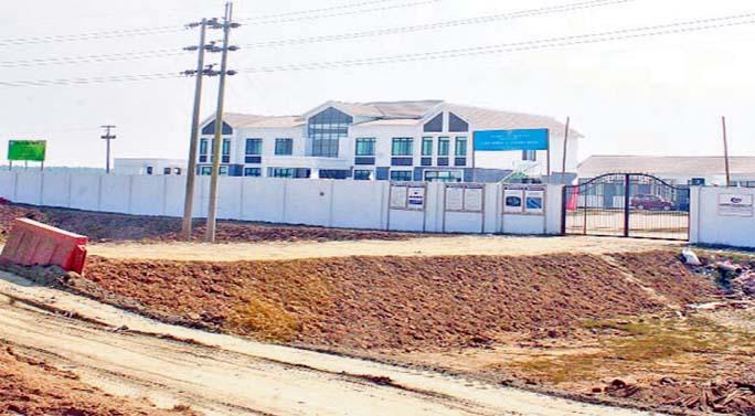 17-km gas line reach Bangabandhu Shilpanagar