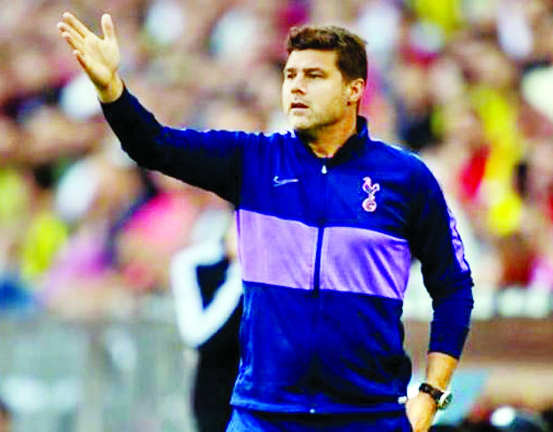 Pochettino angered as Tottenham blow two-goal lead against Olympiakos
