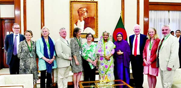 Rohingyas a big burden for Bangladesh: PM