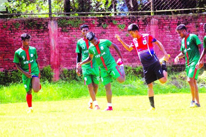 Bangladesh take on Sri Lanka in SAFF U-18 Championship today