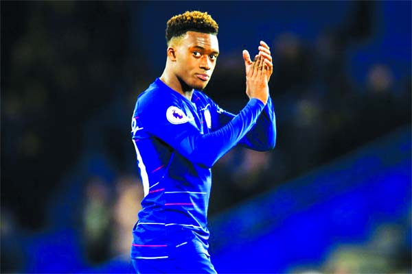 Hudson-Odoi agrees new five-year deal at Chelsea