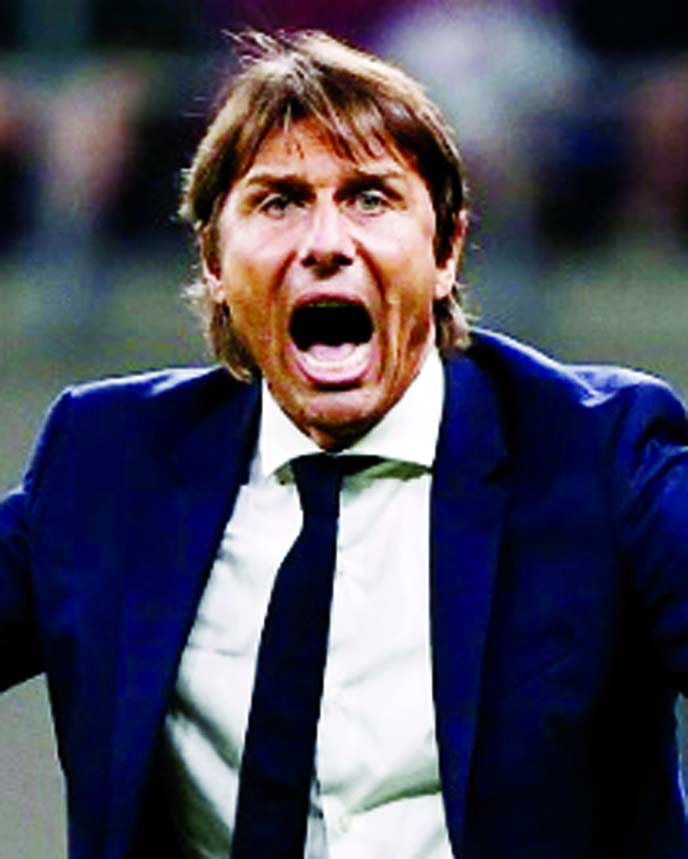 'Jackass' Conte's Inter ready to kick back against AC Milan