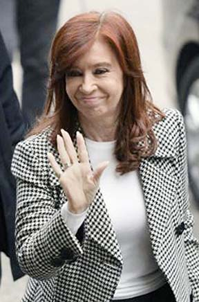 Argentina ex-President Kirchner to be tried  for fourth time