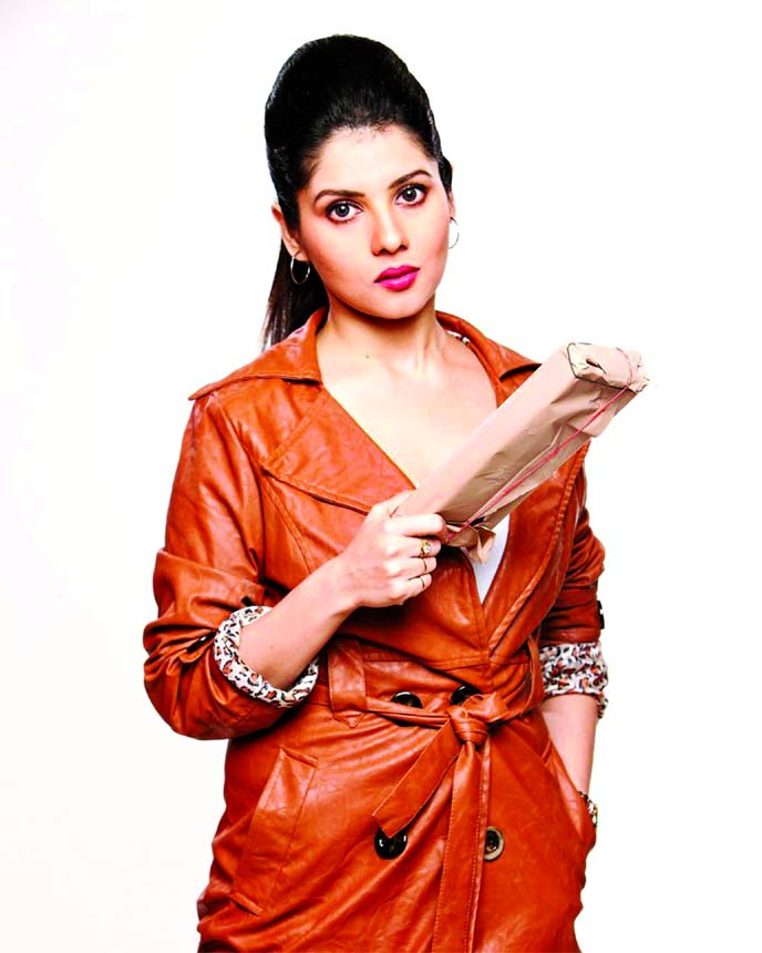 Paayel Sarkar in rom-com movie