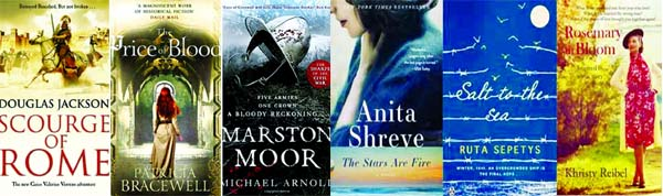 Fact, fiction and historical novels