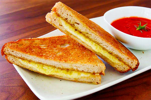 Easy cheese sandwich recipes for breakfast Weekend Plus Desk A cheesy delight