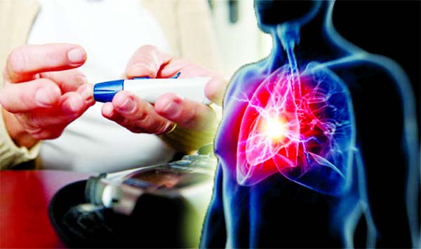 Heart disease and diabetes: All you need to know