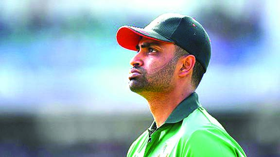 Tamim fails to impress on his NCL return after 4 yrs