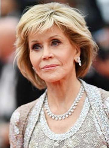 Actor Jane Fonda arrested in climate protest at US capitol