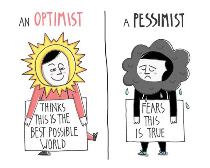 The Pessimistic Mindset