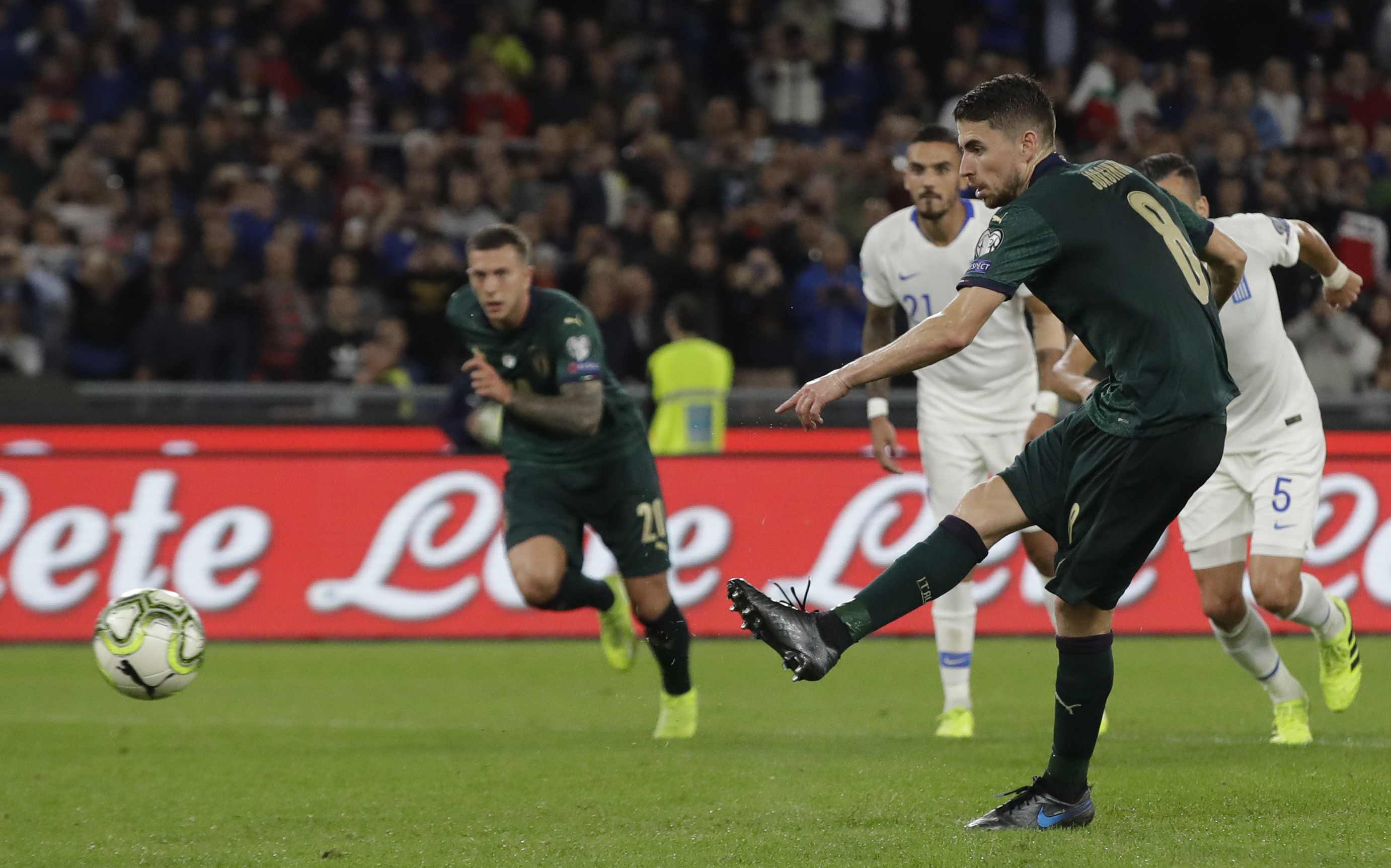 Italy clinch place at Euro 2020 as Spain have to wait