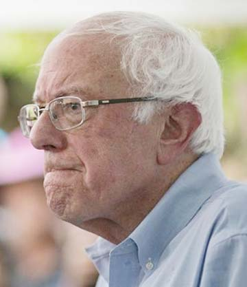 US presidential hopeful Sanders seeks to shrug off heart attack