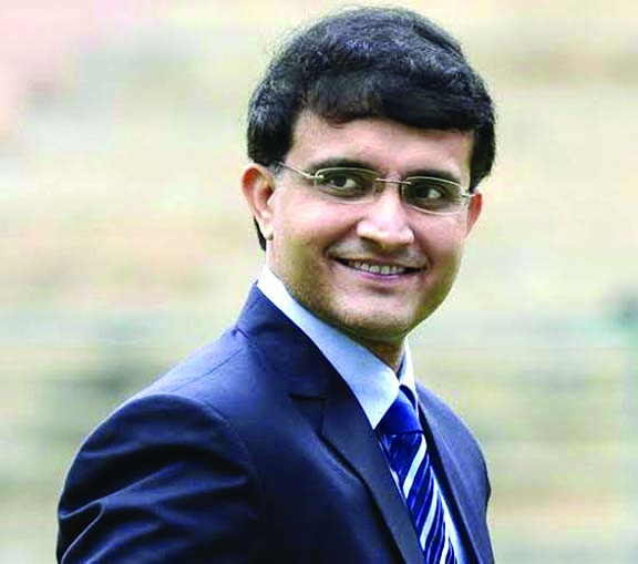 Ganguly poised to become cricket board chief