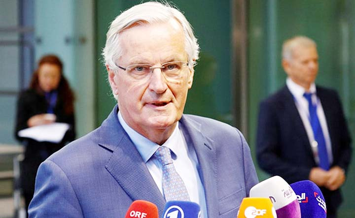 Brexit deal with Britain 'possible this week': EU's Michel Barnier