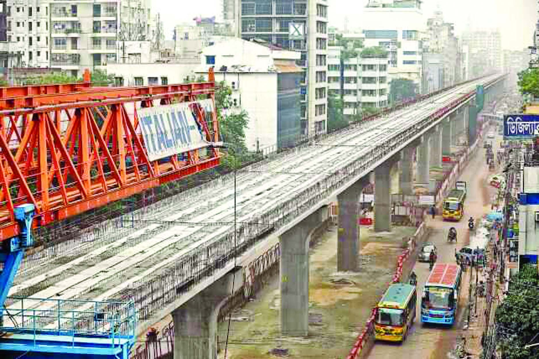 Two new MRT projects worth Tk 94,000 cr okayed